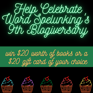 9th Blogiversary Giveaway