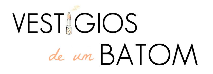 Vestígios de um Batom - Portfólio
