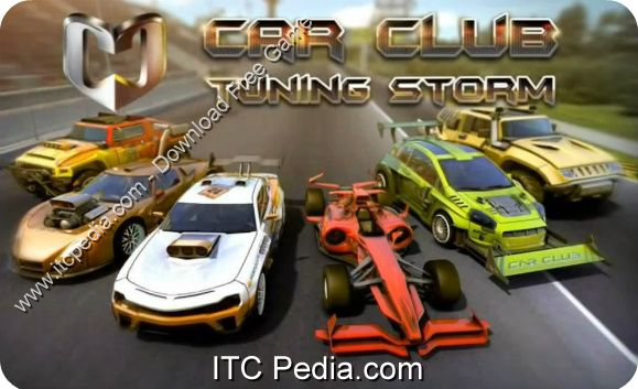 Car Club:Tuning Storm - iPhone, iPod touch, and iPad - Download ...