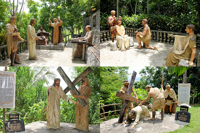 station of the cross bicol