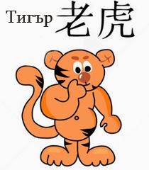 Китайски хороскоп за 2014 Тигър