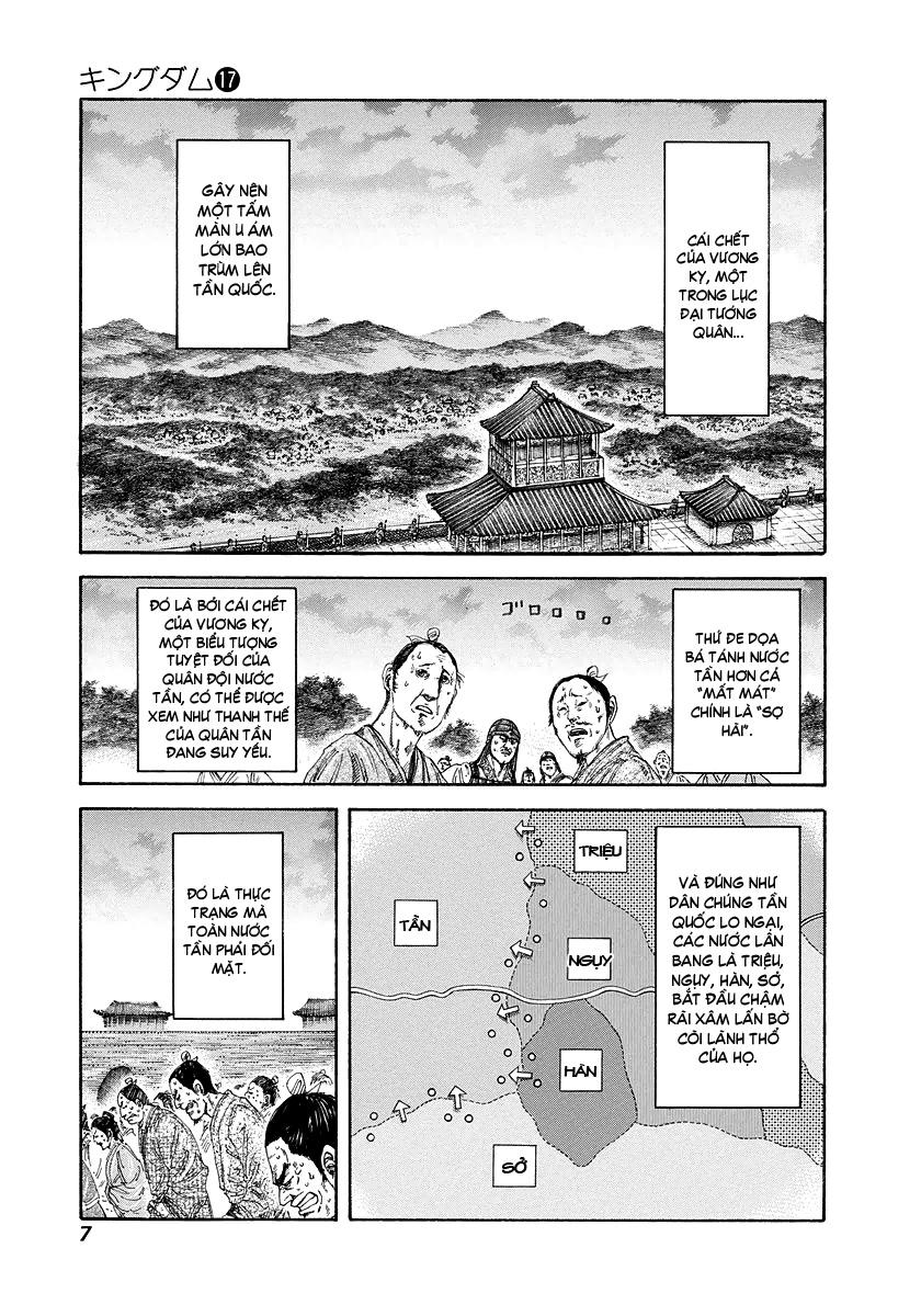 Kingdom – Vương Giả Thiên Hạ chap 174 Trang 8 - Mangak.info