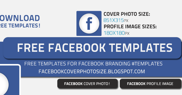 ... Cover Photo Template! ~ Facebook Cover Photo and Profile Image Size
