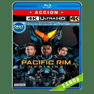 Titanes del Pacífico: La insurrección (2018) 4K UHD Audio Dual Latino-Ingles