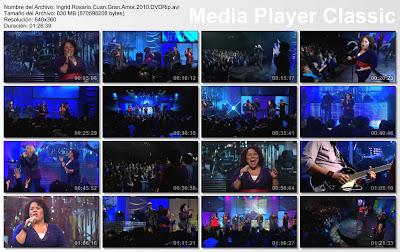 Ingrid Rosario Cuan Gran Amor DVDRip AVI