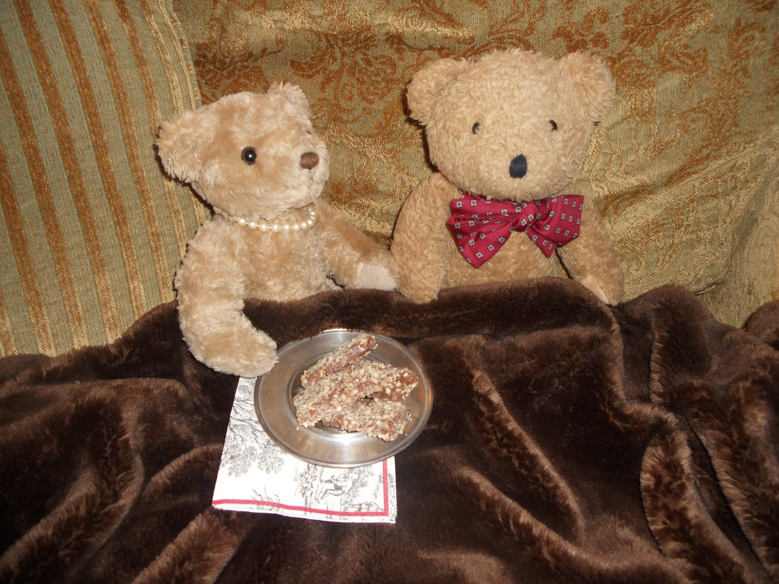Teddy and nibs cold nights teddy why do you always have to eat chocolate asked nibs thecheapjerseys Gallery