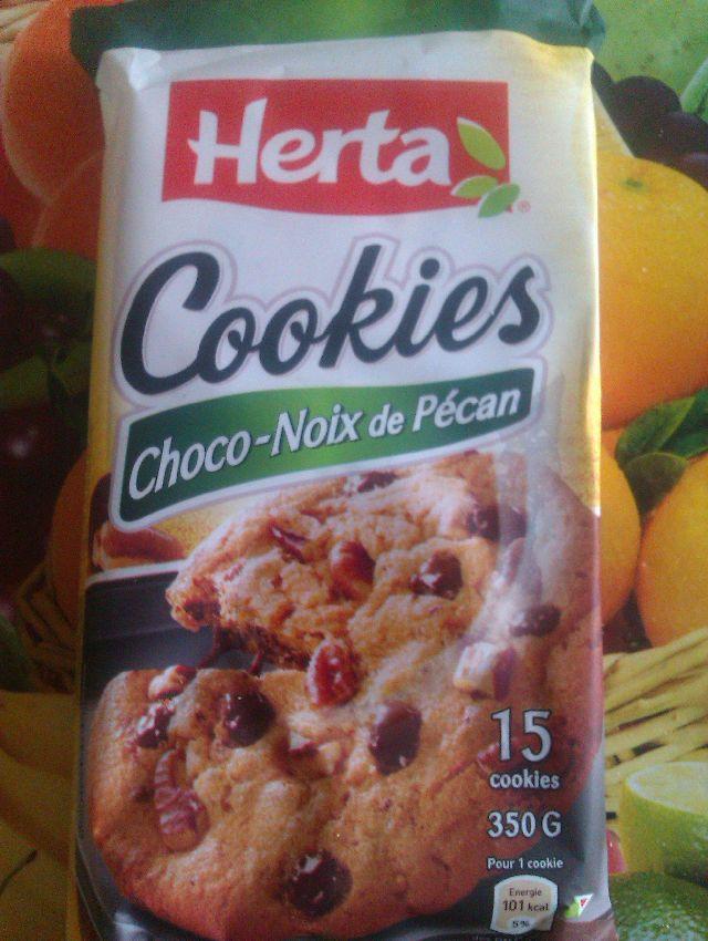 la p 226 tiss de neness test produit cookies choco noix de p 233 can de herta