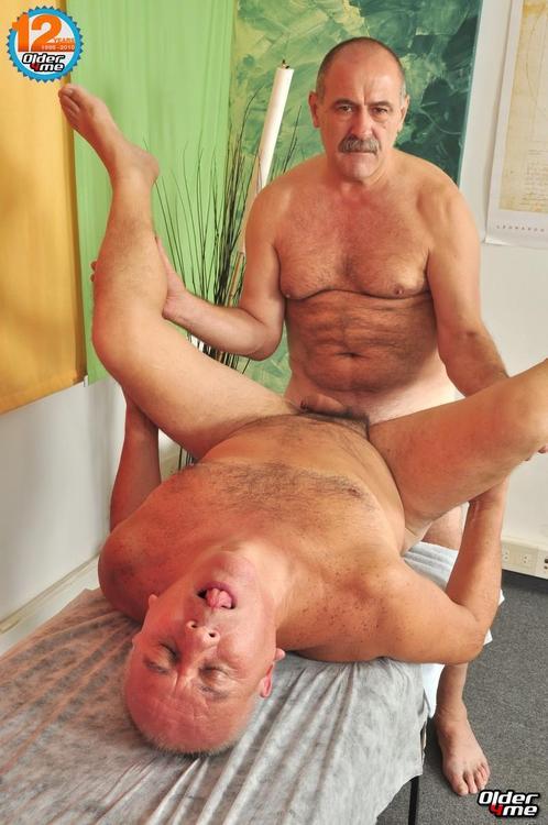 Gay Mature Daddies And Older Men Porn