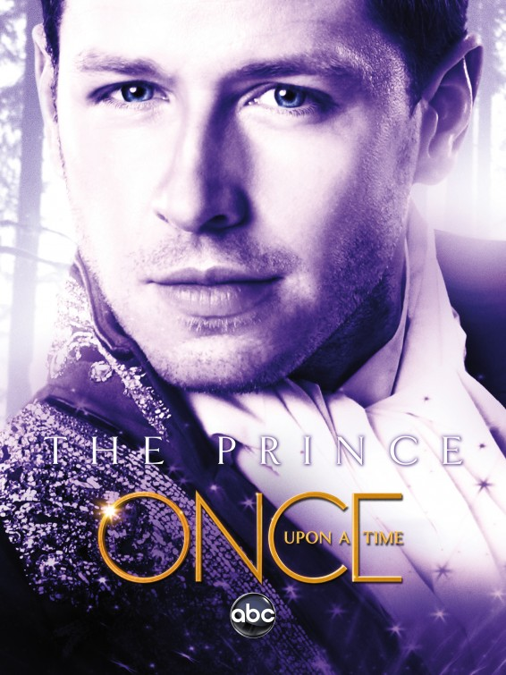Once Upon a Time Prince Charming poster