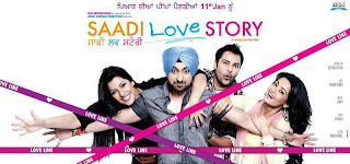 Saadi Love Story (2013) Watch / Download -Online Free Punjabi Movie DVD SCR Rip