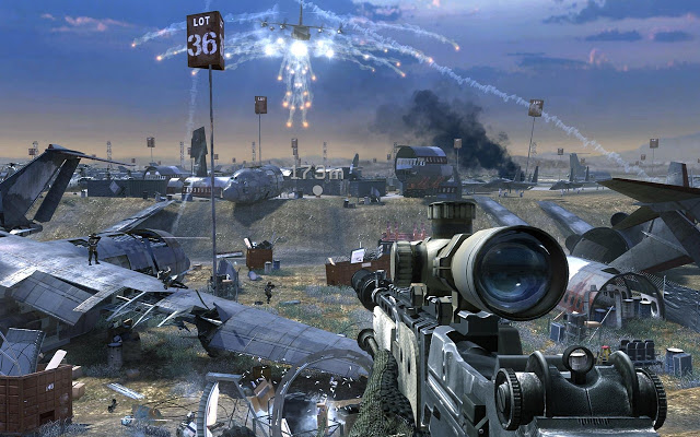 Download Game PC Call Of Duty: Modern Ware 2 [Repack]
