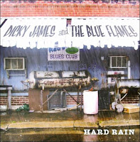 Dicky James & The Blue Flames - Hard Rain