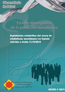 Estudio demográfico de la población musulmana A 31-12-2018
