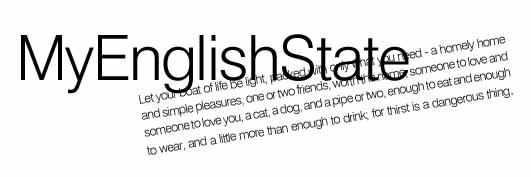 MyEnglishState
