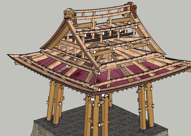 Natural Cedar Pagoda Bird Feeder together with 40 Pergola Design Ideas Turn Your Garden Into A Peaceful Refuge besides Concrete Fountain 2 together with Wooden Pergola likewise Landscape Design Terms You Need To Know. on pagoda style house plans