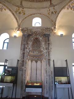 Ioannina, mirhab mezquita Fethiye