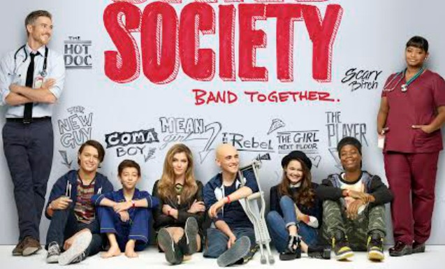 Red Band Society - First Look Promotional Poster