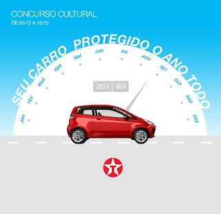 "Concurso Cultural ""Seu carro protegido o ano todo"""