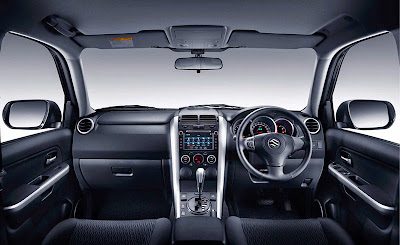 INTERIOR SUZUKI ALL NEW SWIFT