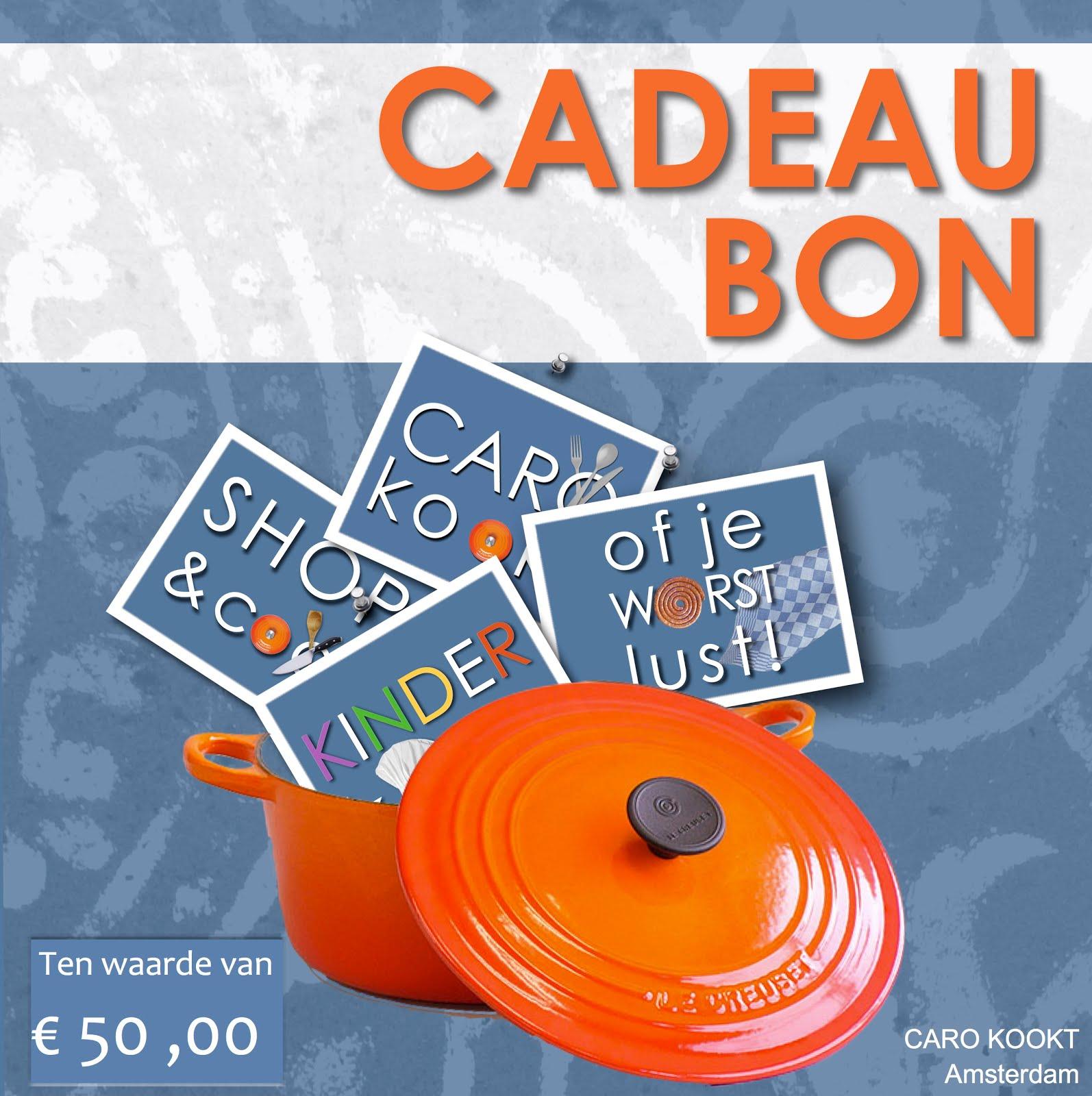 CADEAU BON