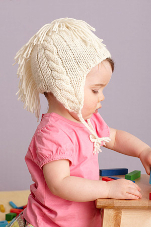 Miss Julias Patterns Free Funky Ear Flap Hat Patterns