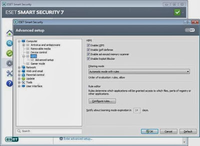 ESET Smart Security 7 Activation Key