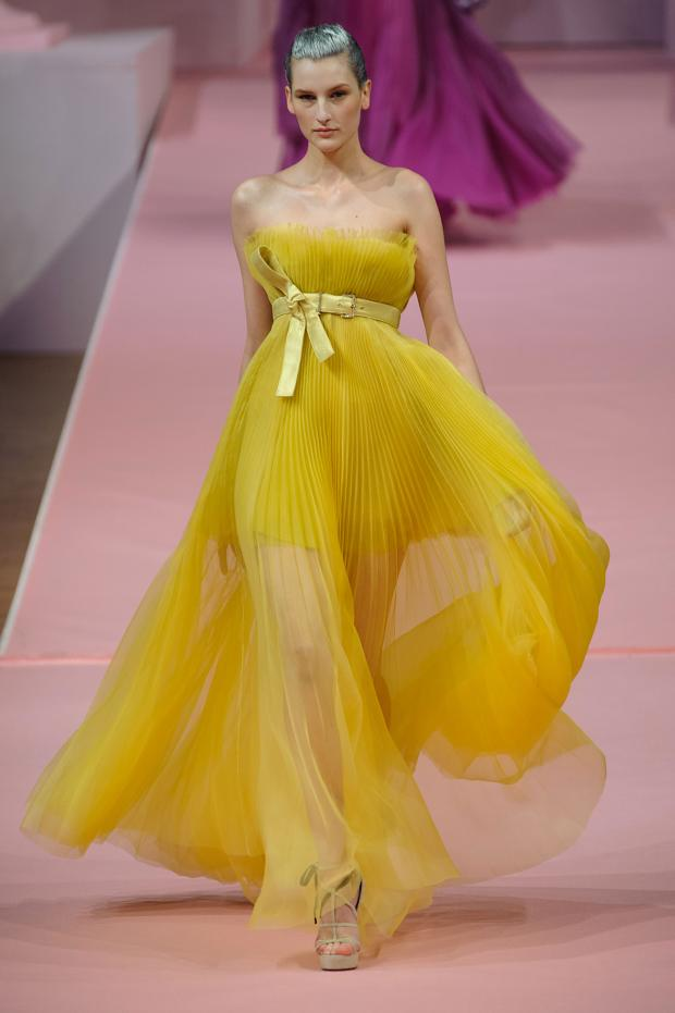 Runway : Alexis Mabille Haute Couture Spring 2013 ...