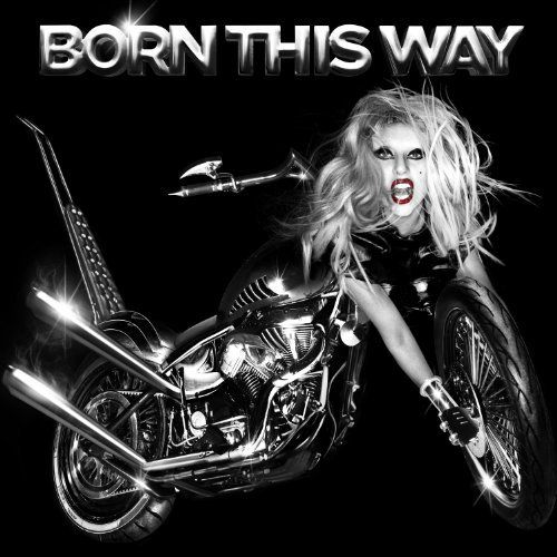 lady gaga born this way deluxe edition cover. 2010 lady gaga born this way