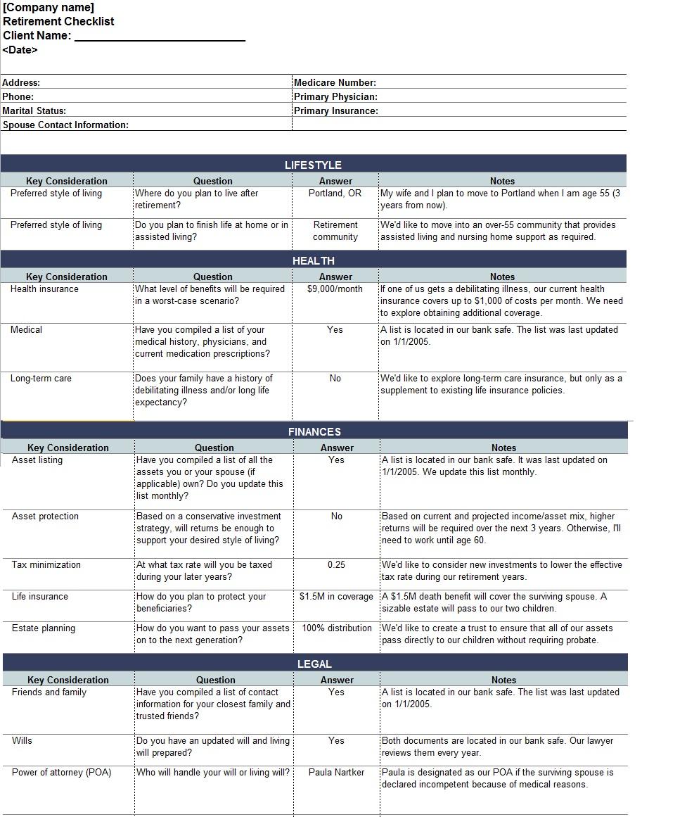 sample retirement certificates askcom