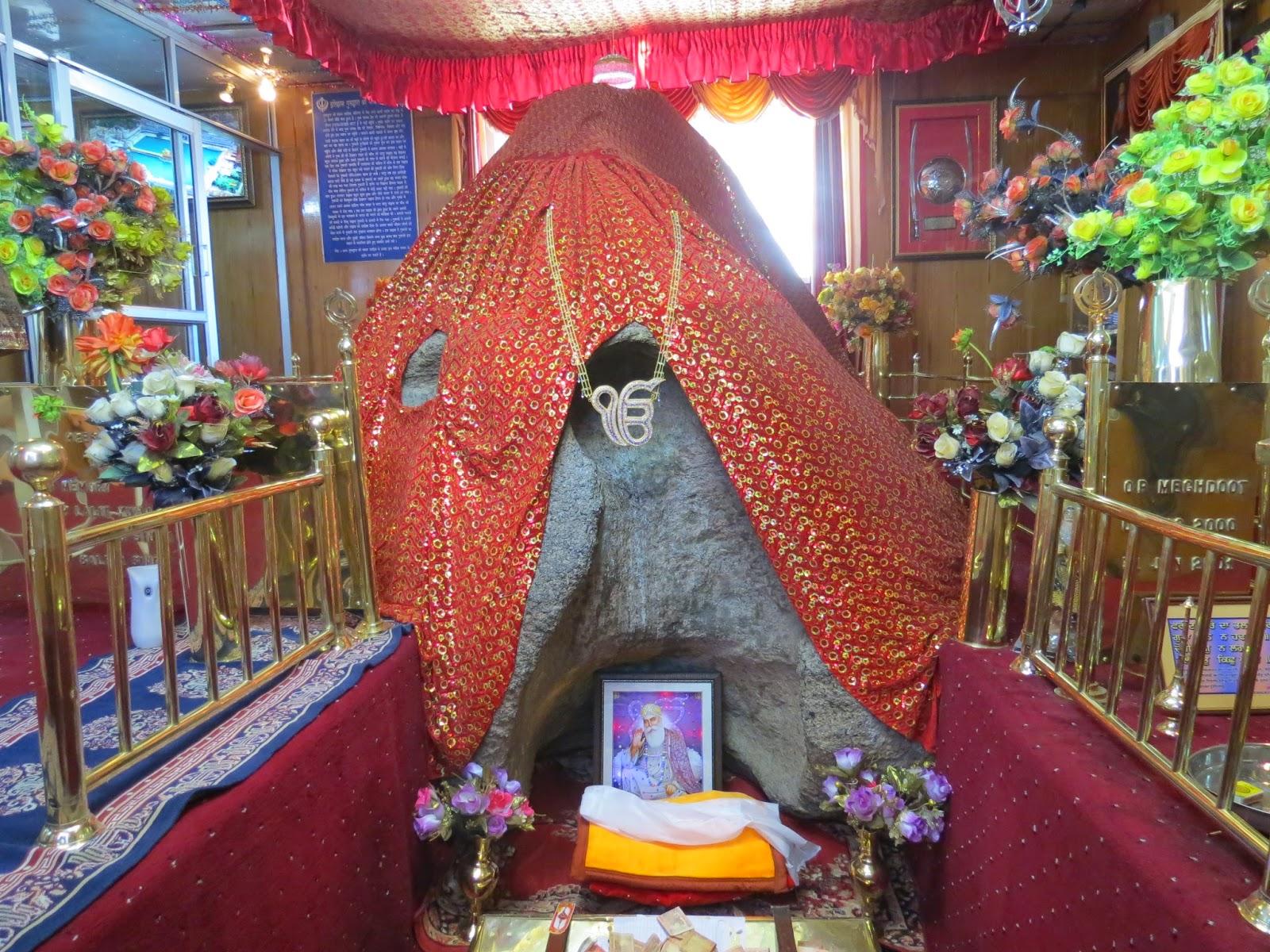Inside Gurudwara Pathar Sahib-2