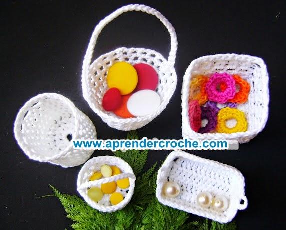 aprender croche endurecido mini croche dvd edinir-croche loja curso de croche