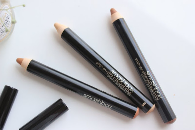 Smashbox Step by Step Contour Stick Trio
