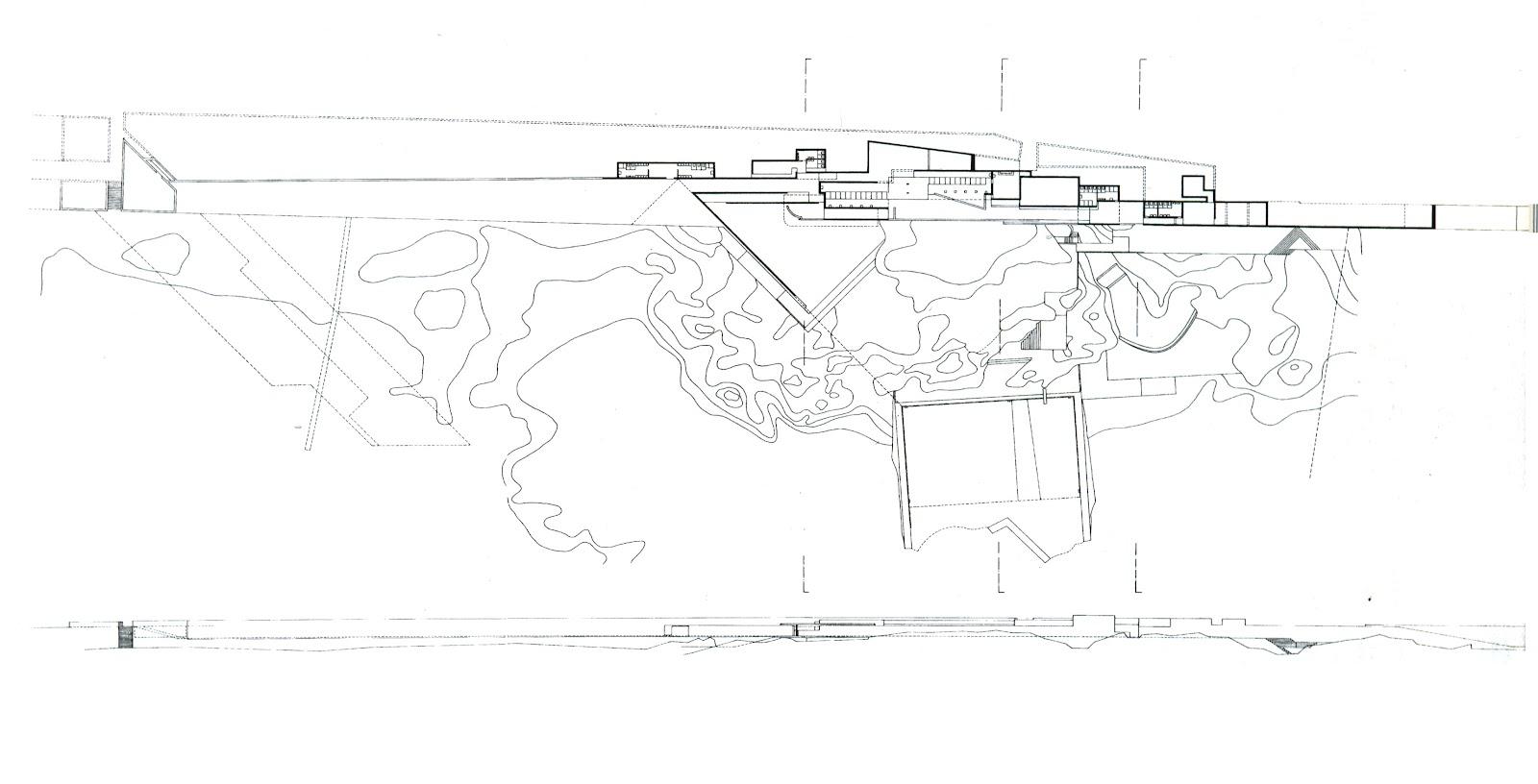 F s a rquitecturar le a da palmeira barcelona swimming for Swimming pool site plan