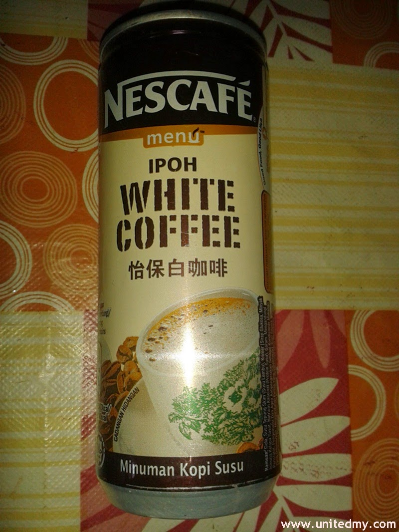 Nescafe Ipoh White Coffee