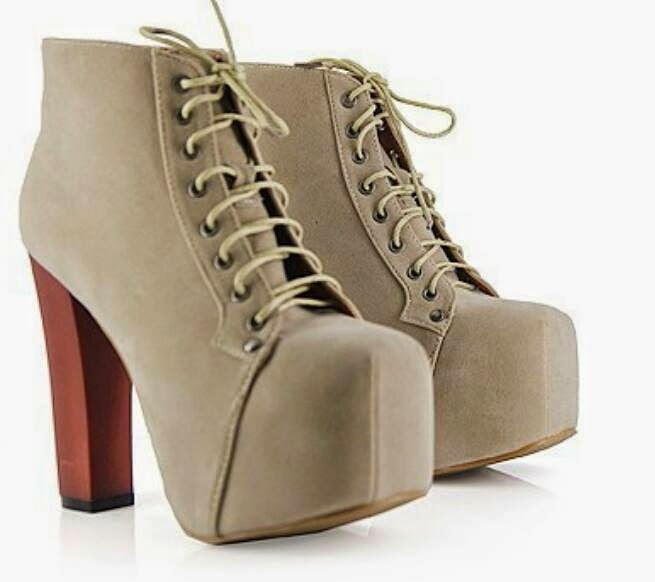 Latest Designs Of Winter Shoes For Western Girls 2015 ...