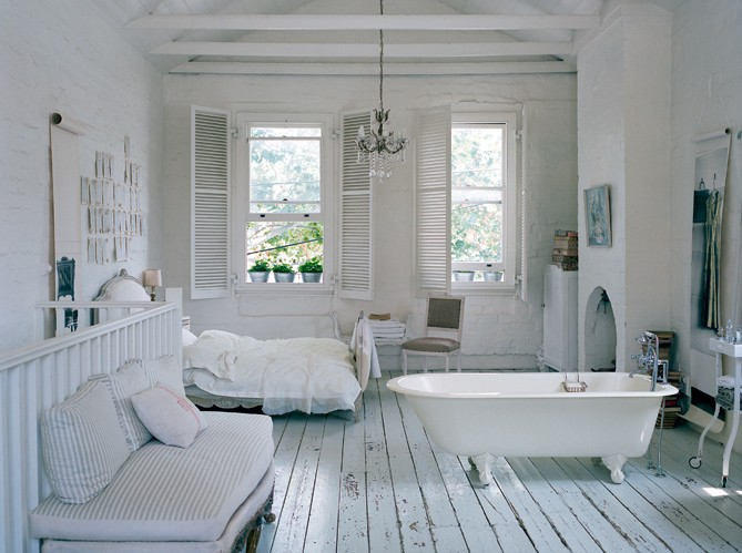 Shabby Chic Floors