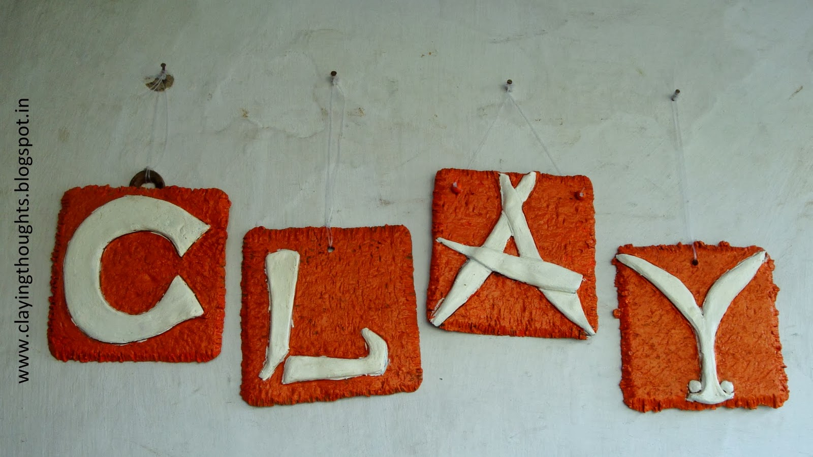 Handmade Name Plate