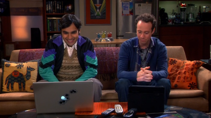 Raj and stuart online dating