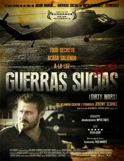 Ver Guerras sucias (Dirty Wars) (2013) Online