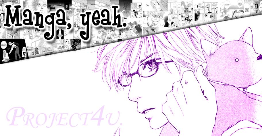 Manga, yeah.