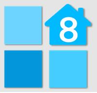 تطبيق مجاني لتجربة واجهة نظام ويندوز فون 8 علي الاندرويد بكامل المزايا Launcher 8 free APK 1.6.3