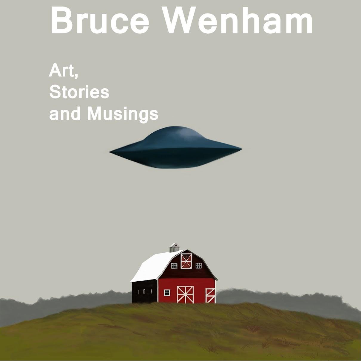 Bruce Wenham