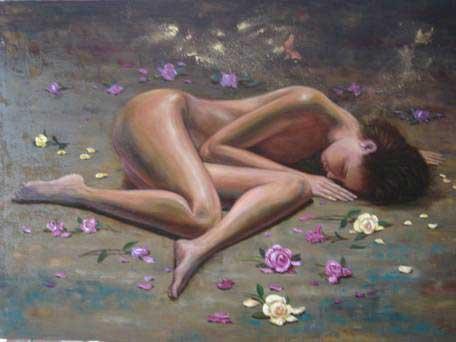 Pintura: La Belleza Femenina en el Desnudo Artstico
