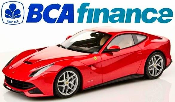 Cara Kredit Mobil Mewah BCA Finance