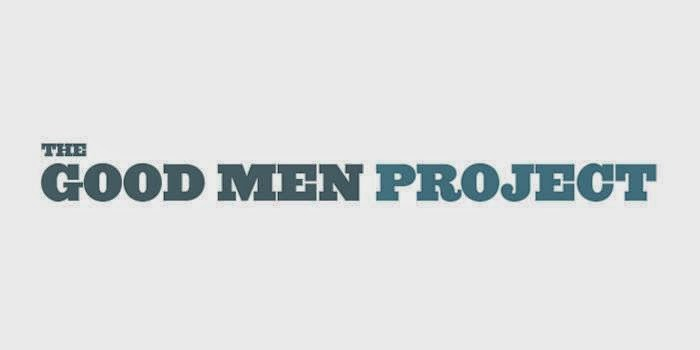 Follow me on The Good Men Project