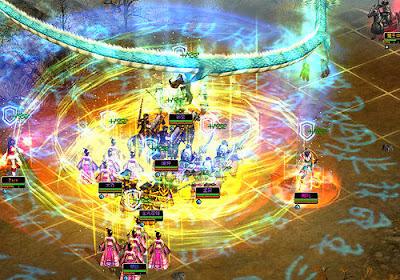 Game mới Tướng Thần với bối cảnh huyền huyễn xuyên không, đưa người chơi xuyên không gian thời gian