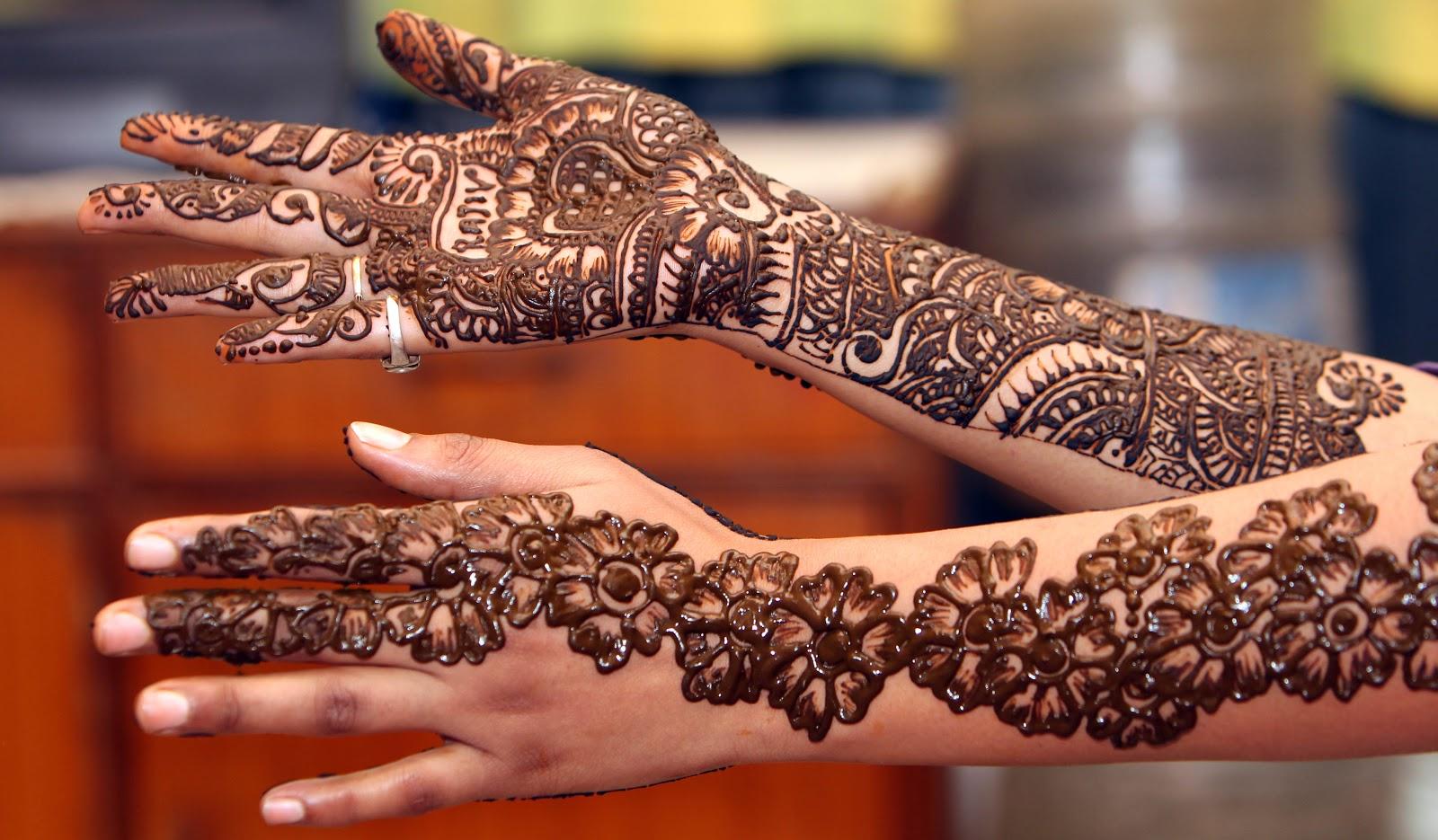 Mehndi Patterns : Beautiful mehndi designs and latest patterns rajiv pundir