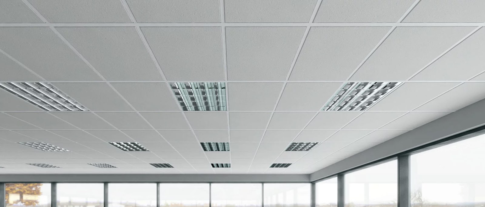 Delightful Creating Office Ceilings With RailClone