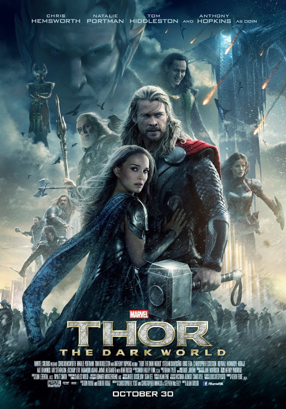 ฉายแล้ววันนี้...Thor:The Dark World (ธอร์ : เทพเจ้าสายฟ้าโลกาทมิฬ)