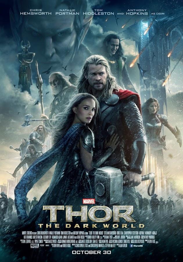 ตัวอย่างหนังใหม่ : Thor:The Dark World (ธอร์ : เทพเจ้าสายฟ้าโลกาทมิฬ) ตัวอย่างที่ 2 ซับไทย poster